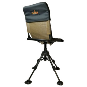 Elevated Filming Chair